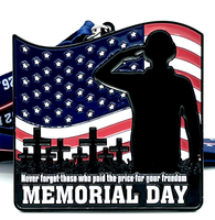 Memorial Day 1M 5K 10K 13.1 26.2 - Participate from Home! - Richmond, VA - Memorial_Day-_2021.jpg