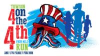 Towson 4 on 4th Four Mile Run and 1776 Family/Kid's Fun Run - Towson, MD - race111818-logo.bGKQ8u.png