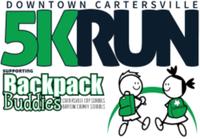 "The ""Downtown Cartersville 5K"" (and a 1K Fun Run) to support Backpack Buddies - Cartersville, GA - race112397-logo.bGOwM6.png"