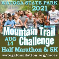 2021 Watoga SP Mountain Trail Challenge Half Marathon and 5k - Marlinton, WV - race111141-logo.bGLtmn.png