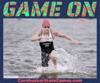 Cornhusker State Games Triathlon - Lincoln, NE - Triathlon.png
