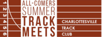 All-Comers Summer Track Meets at Curtis Elder Track | Tuesdays in July - Charlottesville, VA - race78993-logo.bDpQ8E.png