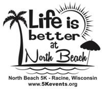North Beach 5K - Racine - Racine, WI - north-beach-5k-racine-logo.jpeg