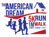 The American Dream 5K Run/1M Walk - Tampa, FL - b8d036ee-9e23-4506-9524-fb3a65e06304.png
