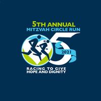 Mitzvah Circle 5th Annual Run - New Britain, PA - MC_2021_RACE_LOGO_C__BLUE_T-SHIRT_4.7.21_.jpg