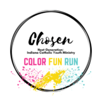 "1st Annual ""Chosen"" Color 2 Mile Fun Run/ Walk - Indiana, PA - race113330-logo.bGWT6e.png"