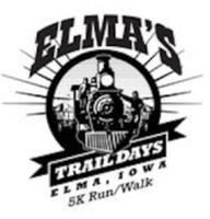 15th Annual Elma Trail Days 5k Run/Walk - Elma, IA - race114089-logo.bGZ5fn.png