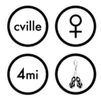 Charlottesville Women's Four Miler Race Day Volunteers - Charlottesville, VA - race48313-logo.bzmfoq.png