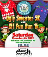 Dash It All The Way Grin Kids Ugly Sweater Run - Cornelius, NC - ugly-sweater-elf2.jpg