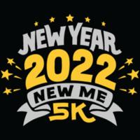 New Year New Me 5K - South Florida - Sunrise, FL - 2022-new-year-new-me-5k-south-florida-logo.png