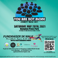 YOU ARE NOT ALONE Charity Run/Walk 5K - Deerfield Beach, FL - you-are-not-alone-charity-runwalk-5k-logo.png