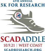 2021 West Coast 5K SCADaddle for Research - San Diego, CA - 2021_SCAD_Logo_West_Coast.jpg