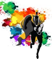 FTCC Trojan 5K Color Run/Walk - Fayetteville, NC - race114635-logo.bG5BQH.png