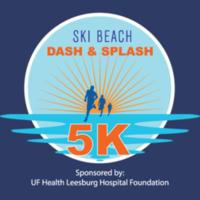 Ski Beach Dash & Splash 5K - Leesburg, FL - ski-beach-dash-splash-5k-logo.png