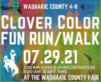Clover Color Fun Run/Walk - Worland, WY - race115231-logo.bG7HAk.png