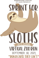 16th Annual Zoo Run: Sprint for Sloths; Run Because They Can't - Birmingham, AL - race114575-logo.bG285a.png