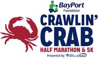 BayPort Foundation Crawlin' Crab Half Marathon and 5K - Hampton, VA - CC21_Logo_RGB-01.jpg