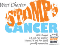 12th Annual West Chester STOMPS Cancer 5k & Fun Walk and Virtual 5K & Fun Walk - West Chester, PA - race115562-logo.bG9YeP.png