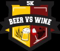 Spencer Farm Winery Beer Vs Wine 5k - Noblesville, IN - spencer-farm-winery-beer-vs-wine-5k-logo.png