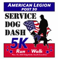 Service Dog Dash 5K - Edgefield, SC - race115933-logo.bHbbBo.png