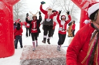 Santa Hustle® Cedar Point 5K and Half Marathon - Sandusky, OH - santahustle4.jpg