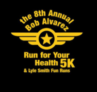 Bob Alvarez Run For Your Health Prediction 5K and the Lyle Smith Fun Runs (half mile and mile) - Sherwood, OH - race116900-logo.bHgx0w.png