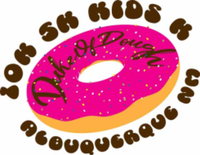 "DUKE OF DOUGH ""DONUT"" RUN 10K, 5K AND KIDS K - Albuquerque, NM - race116662-logo.bHeU3g.png"