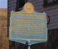"""Hulmeville """"Run While You Can"""" 5K and 1 Mile Walk - Hulmeville, PA - race116723-logo.bHfe0a.png"""