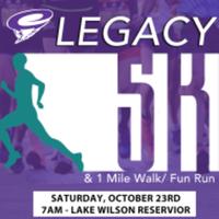 Legacy 5k & 1 Mile Walk/ Fun Run - Elm City, NC - race116669-logo.bHeXlA.png
