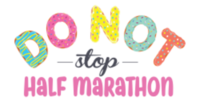 Donot Stop Half Marathon - Columbia - Columbia, MO - donot-stop-half-marathon-columbia-logo.png