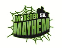 Monster Mayhem 5K and Monster Mile - Arlington, VA - Arlington, VA - race117784-logo.bHkQ6K.png