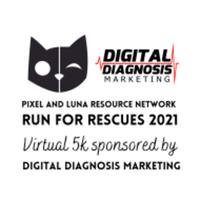 Run for Rescues 2021, Sponsored by Digital Diagnosis Marketing - Flint, MI - race117015-logo.bHh51h.png