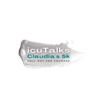 Claudia's 5k: Call Out For Courage - Huntersville, NC - Caludias_5k_Logo_icuTalks.png
