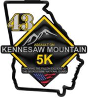 ASSAULT ON KENNESAW MOUNTAIN MEMORIAL 5K RUN - Kennesaw, GA - race118101-logo.bHn5Te.png