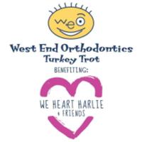 "West End Orthodontics 5K Turkey Trot Benefitting ""We Heart Harlie & Friends"" - Glen Allen, VA - race116305-logo.bHdcvw.png"