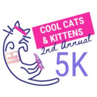 ACLR's 2nd Annual Cool Cats & Kittens Virtual 5K - Mount Rainier, MD - race117795-logo.bHkVeW.png