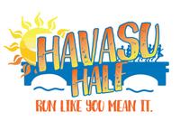 Havasu Half Marathon, 5K and Doggie Dash - Lake Havasu City, AZ - Havasu-Half-Logo-vF.jpg