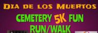 Dia de Los Muertos 5K Cemetery Fun Run/Walk - Hondo, TX - race118833-logo.bHq2CR.png