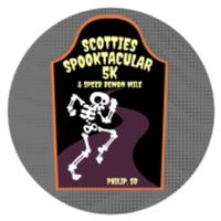 Scotties Spooktacular 5k Run/Walk & Speed Demon Mile - Philip, SD - race118220-logo.bHrM5S.png