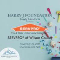 Harry J Foundation 5k Presented by SERVPRO of Wilson County - Mount Juliet, TN - race118227-logo.bHomMX.png