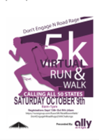 Don't Engage N Road Rage In-Person & Virtual 5K Run (Calling ALL 50 States 2 Participant) - West Bloomfield, MI - race117509-logo.bHqJhi.png