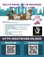 Billy's Posse Inc Root River 5k Walk/Run - Racine, WI - 894632.jpg