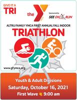 1st Annual YMCA Fall Indoor Triathlon - Grand Forks, ND - FallTriPoster2021.jpg