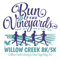 Run the Vineyards Willow Creek 8K and 5K - West Cape May, NJ - race119918-logo.bHxkfC.png