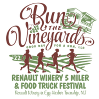 Run the Vineyards Renault Winery 5 Miler and Food Truck Festival - Egg Harbor City, NJ - race119919-logo.bHxkq6.png