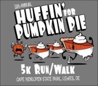 12th HUFFIN' FOR PUMPKIN PIE 5K RUN & 1M WALK - Rehoboth Beach, DE - race119944-logo.bHxpxB.png