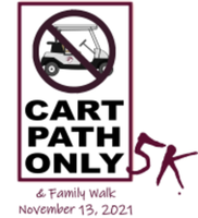 2021 Cart Path Only 5K and Family Walk - Fairmont, WV - race120423-logo.bHAA4b.png