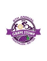 GRAPESTOMP SPRINT TRIATHLON 5K/10K - Rancho Cucamonga, CA - GrapeStompLogo_2016.jpg