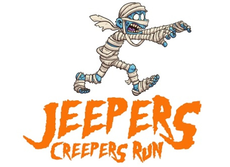 Jeepers Creepers Half Marathon 5k 10k - Camarillo, CA - 10k