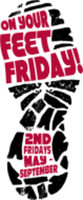 On Your Feet Friday (May) Volunteer - Salem, OR - race7433-logo.by1y1Z.png